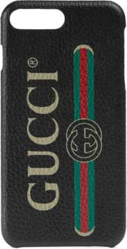 Gucci Print iPhone 8 Plus case