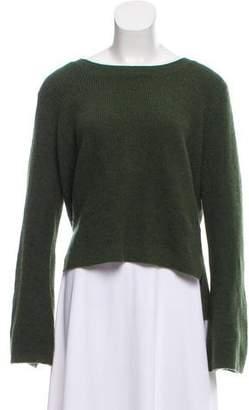 Nicole Miller Cashmere Crew Neck Sweater w/ Tags