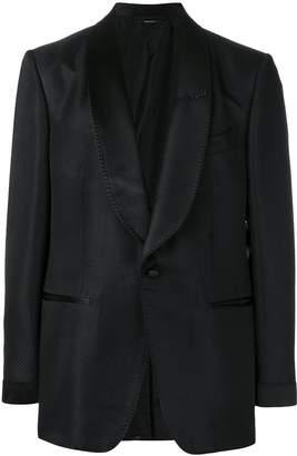 Tom Ford embossed dinner jacket