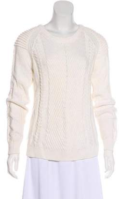 Closed Knit Long Sleeve Sweater