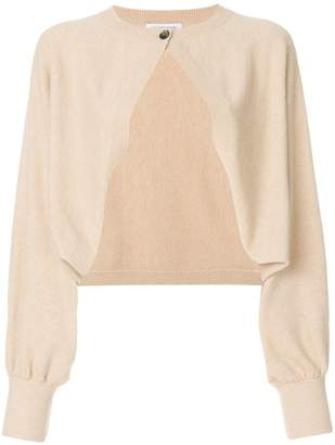 J.W.Anderson cropped cardigan