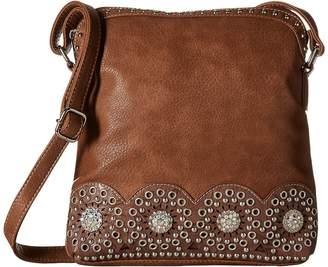 M&F Western Rhianna Messenger Bag Messenger Bags