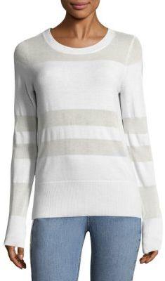 rag & bone/JEAN Vivi Crewneck Sweater $250 thestylecure.com