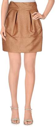 Elisabetta Franchi GOLD Mini skirts