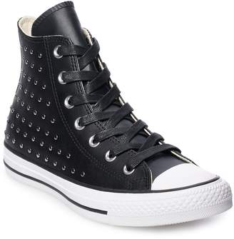 Converse Women's Chuck Taylor All Star Leather High Top Shoes