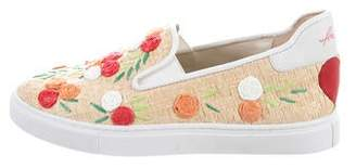 Isa Tapia Frida Slip On Sneakers w/ Tags