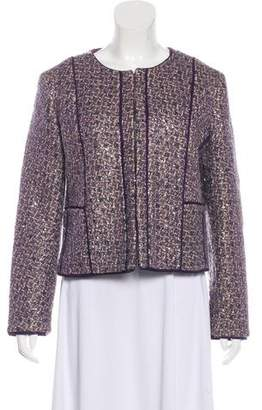 Tory Burch Tweed Blazer Jacket
