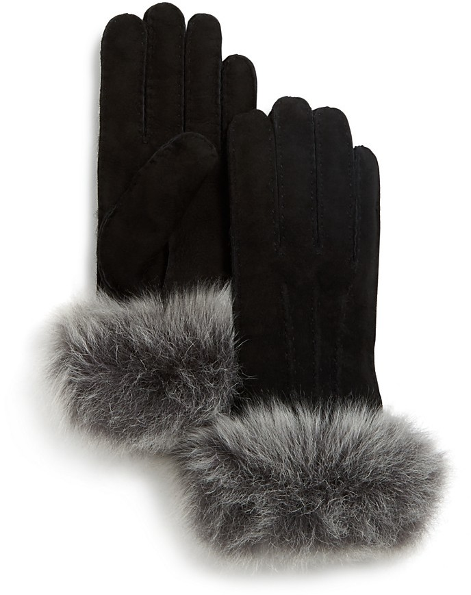 UGG UGG® Shearling Sheepskin Gloves