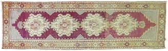 One Kings Lane Vintage Turkish Runner - 2'10'' x 9'10''