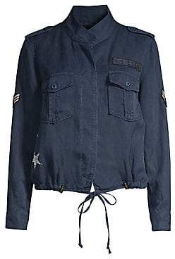 Rails Women's Grant Army Patch Jacket