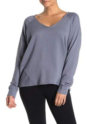 Zella Z By On Edge Pullover Sweatshirt