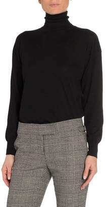 Tom Ford Cashmere-Silk Turtleneck Sweater