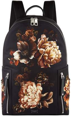 Dolce & Gabbana Printed Vulcano Backpack