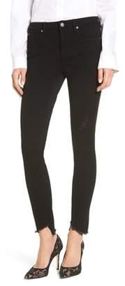Leith Step Hem Skinny Jeans