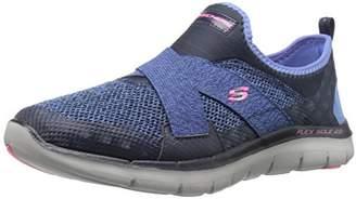 Skechers Sport Women's Flex Appeal 2.0 New Image Fashion Sneaker $69.95 thestylecure.com
