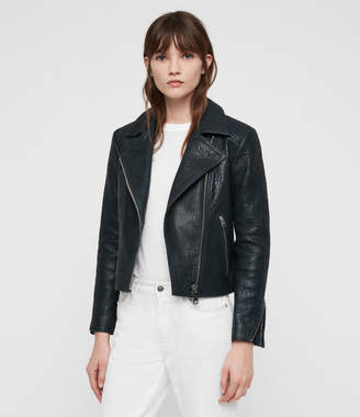 AllSaints Pataya Leather Biker Jacket