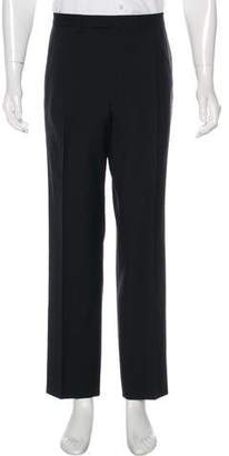 Gucci Pleated Wool Pants