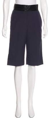 Marc Jacobs High-Rise Woven Shorts