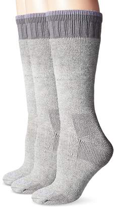 Carhartt Women's 3 Pack Heavyweight Merino Wool Blend Boot Socks