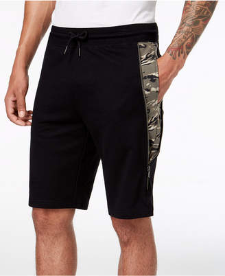 INC International Concepts I.n.c. Men's Side-Zip Shorts, Created for Macy's