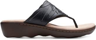 Clarks Collection By Phebe Pearl Leather Sandals