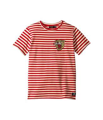 bc1a22504 Rock Your Baby Tiger Stripe Short Sleeve T-Shirt (Toddler/Little Kids/