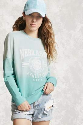 Forever 21 Nebraska Athletics Sweatshirt
