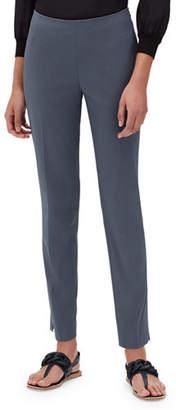 Lafayette 148 New York Stanton Gabardine Slim Fit Pants