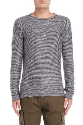 Dstrezzed Boucle Stripe Sweater