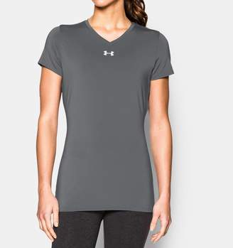 Under Armour Women's UA Power Alley Short Sleeve Jersey