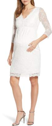 Tiffany & Co. Rose Chloe Lace Maternity Wedding Dress