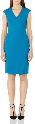 REISS Jamie Sheath Dress $340 thestylecure.com