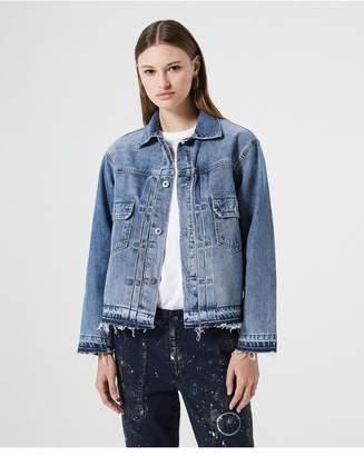 AG Jeans The Cassie Jacket - Lucid Indigo