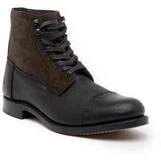 Frye Garrison Leather & Suede Boot