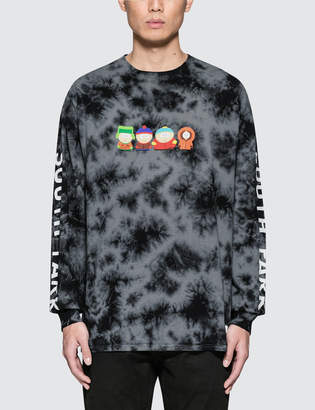 HUF South Park x Kids Crystal Wash L/S T-Shirt
