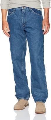 Wrangler Men's Authentics Fleece Lined 5 Pocket Pant
