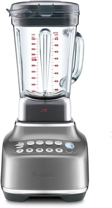 Breville Q High Powered Blender Smoked Hickory