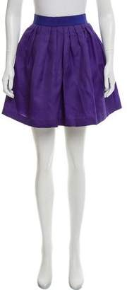 Proenza Schouler Pleated Mini Skirt