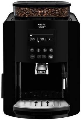 Krups EA817040 Arabica Coffee Machine - Black