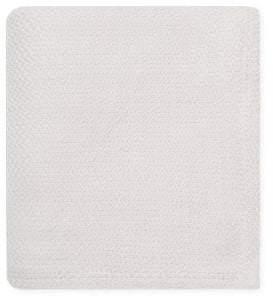 Melange Home Combed Cotton Ringspun Blanket