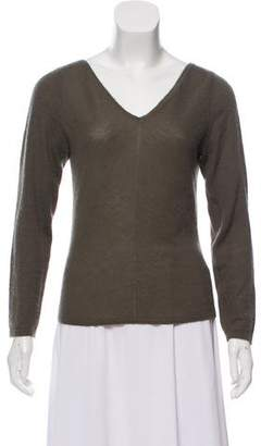 Gucci Cashmere Long Sleeve Sweater
