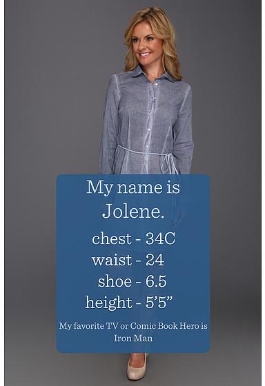 Calvin Klein Jeans Petite Petite Pigment Spray Shirtdress