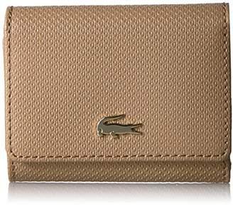 Lacoste Women's Small Trifold Wallet