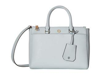 Tory Burch Robinson Small Double-Zip Tote