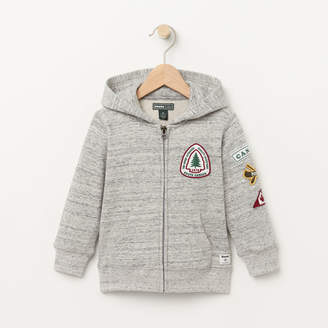 Roots Toddler Patches Hoody