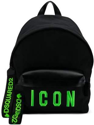 a3205b73b010 DSQUARED2 Black Men s Backpacks - ShopStyle