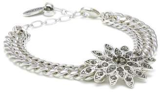 Pilgrim Jewellery Stellar Stone 16.0 centimeters Silver-Plated Bracelet item no 101246102