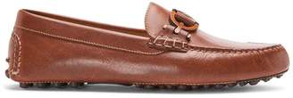 Donald J Pliner RIEL, Waxy Calf Leather Driving Loafer