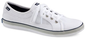 Keds Coursa Lace-Up Canvas Sneakers $40 thestylecure.com