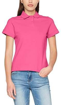 Fruit of the Loom Women's Polo Lady-Fit Shirt